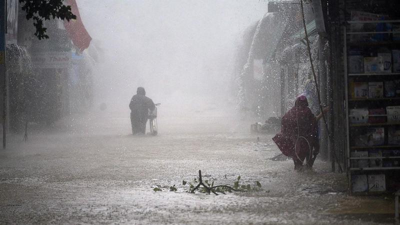 Tempestade no Vietname