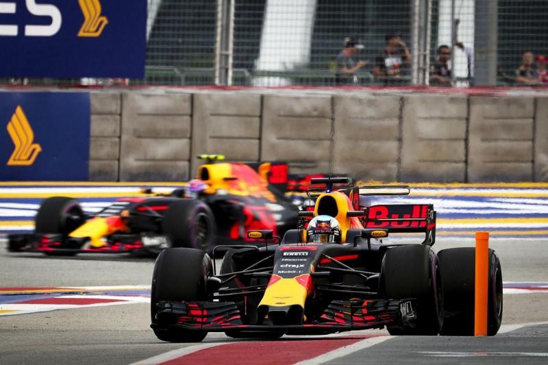 Daniel Ricciardo - Singapura