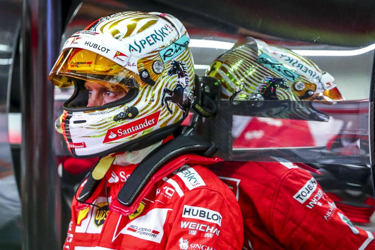 Sebastian Vettel - Ferrari