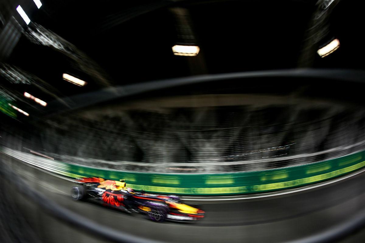 Max Verstappen - Singapura