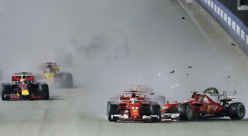 Fórmula 1 - GP de Singapura