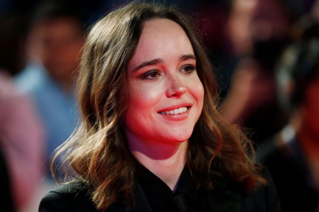 Ellen Page - USA Today (2008) HQ