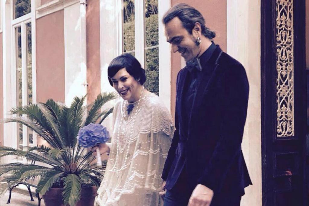 Sónia Tavares e Fernando Ribeiro