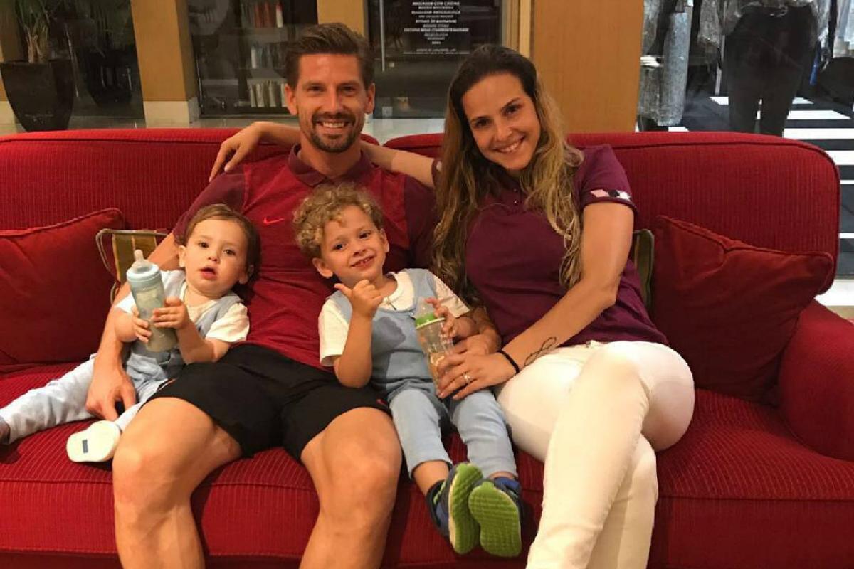 Adrien Silva vai ser pai pela terceira vez