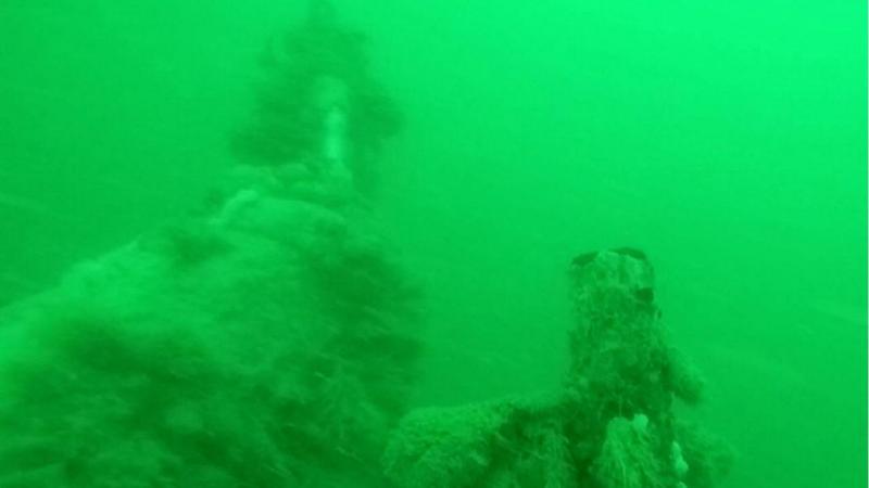 Submarino alemão da I Guerra descoberto ao largo da Bélgica