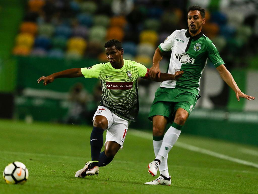 Sporting-Marítimo (Lusa)