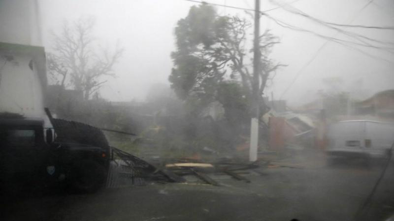 Porto Rico. Barragem cede e várias cidades são evacuadas