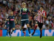 Athletic Bilbao-Atlético Madrid (Reuters)