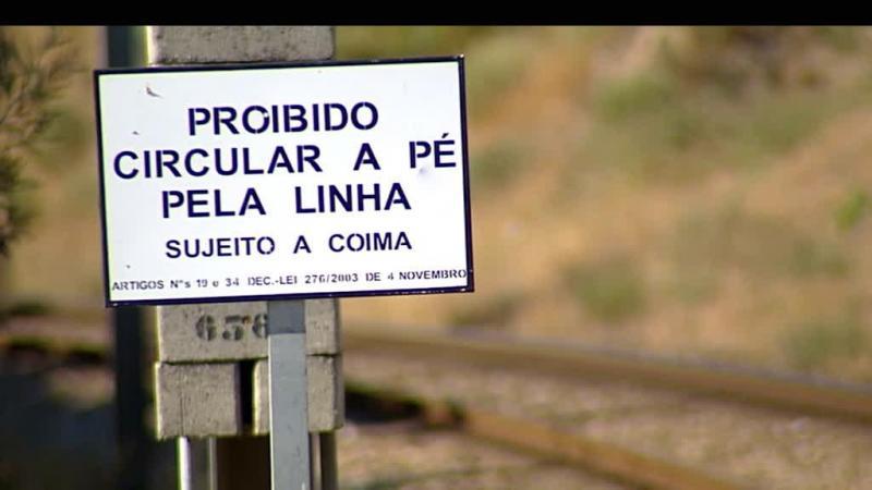 Comboio matou menino de dois anos na Guarda