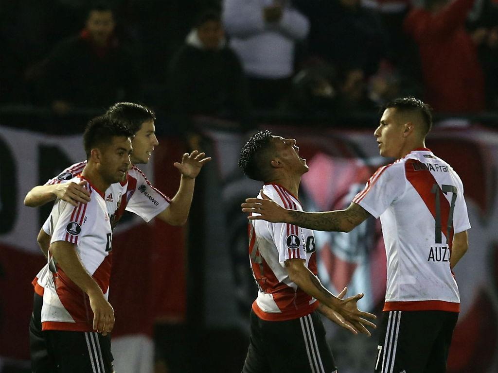 River Plate - Enzo (Reuters)