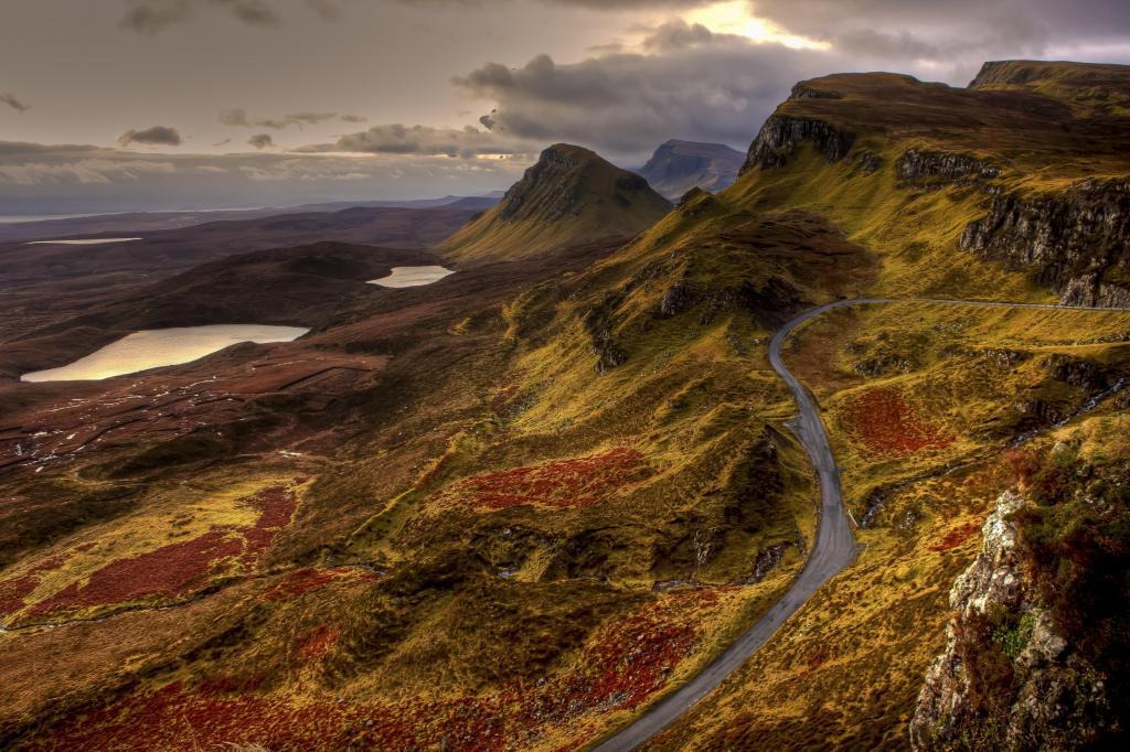 Cinco fotos do país mais bonito do mundo