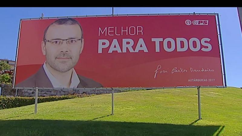 PS embala com Despacito para tentar vencer em Vila Pouca de Aguiar