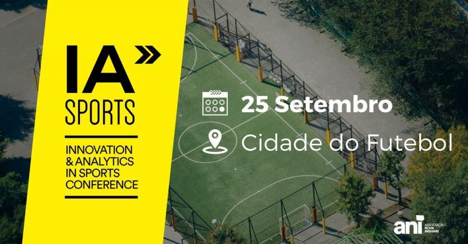 Maisfutebol será parceiro da IASports Conference
