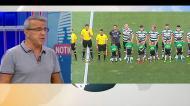 «Sporting tem processos assimilados, não tem problemas com mudanças»