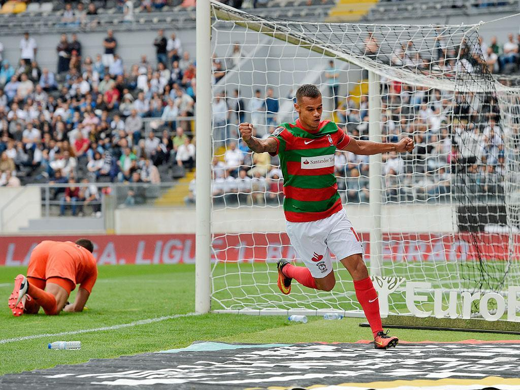 Vitória Guimarães-Marítimo (Lusa)