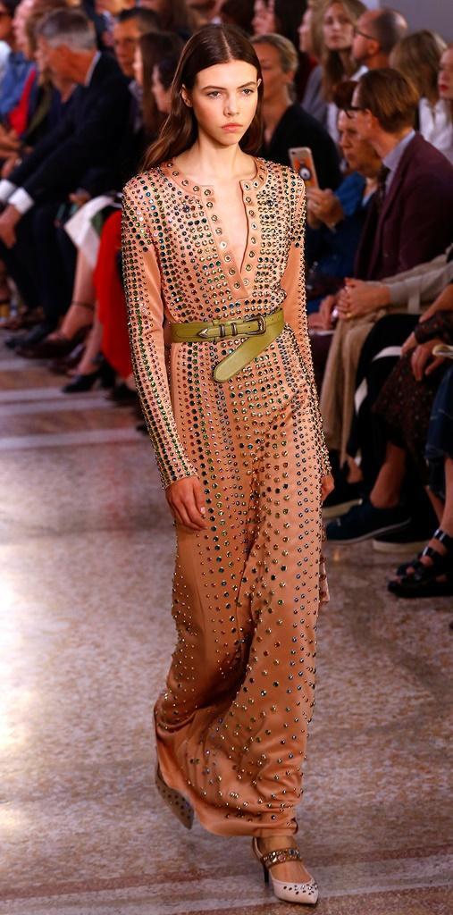 dbc2a8e671a52 30 78 - Desfile Bottega Veneta - Coleção prim verão 2018 - Semana da Moda  de Milão 23.09.17 Foto  Reuters