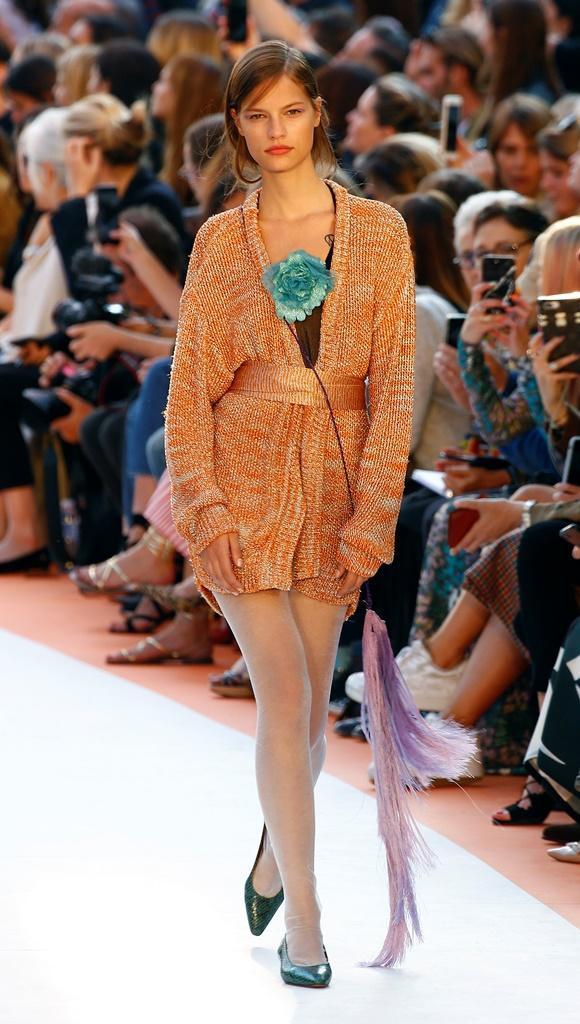 620794841476b 23 78 - Desfile Missoni - Coleção prim verão 2018 - Semana da Moda de Milão  23.09.17 Foto  Reuters