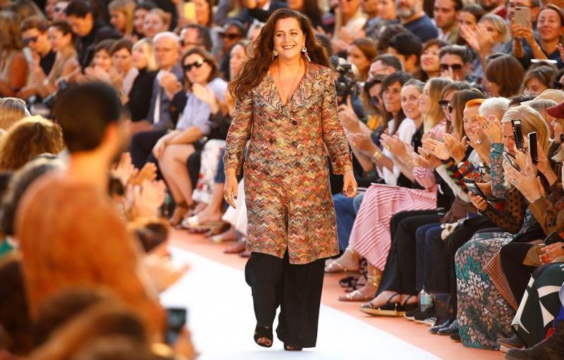 48c926ee65b46 25 78 - Angela Missoni - Desfile Missoni - Coleção prim verão 2018 - Semana  da Moda de Milão 23.09.17 Foto  Reuters