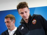 Conferência do CSKA ( Reuters )