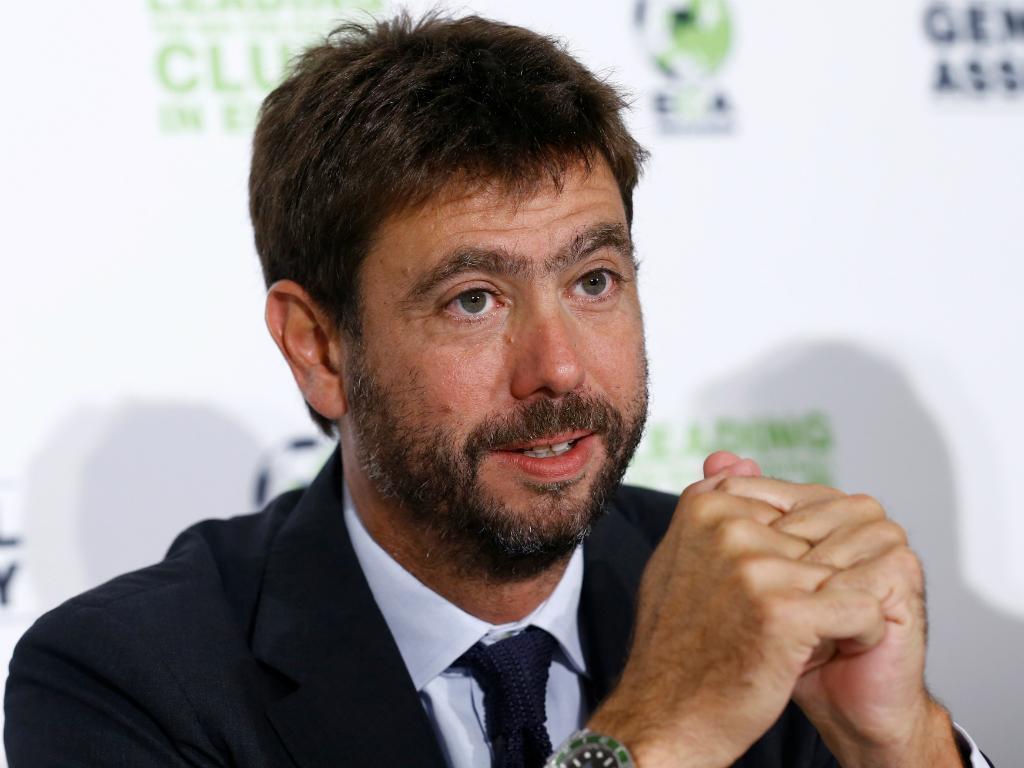 Agnelli (Reuters)