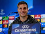 Conferência do Chelsea ( Reuters )