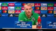 «Jogo com Barcelona será especial para mim»