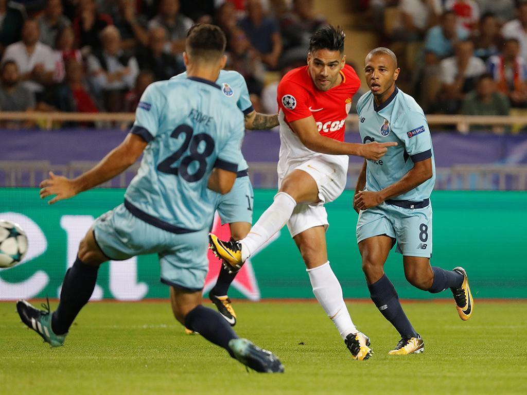 Mónaco-FC Porto (Reuters)