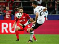 Spartak Moscovo-Liverpool (Reuters)