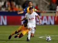 Apoel-Tottenham (Reuters)