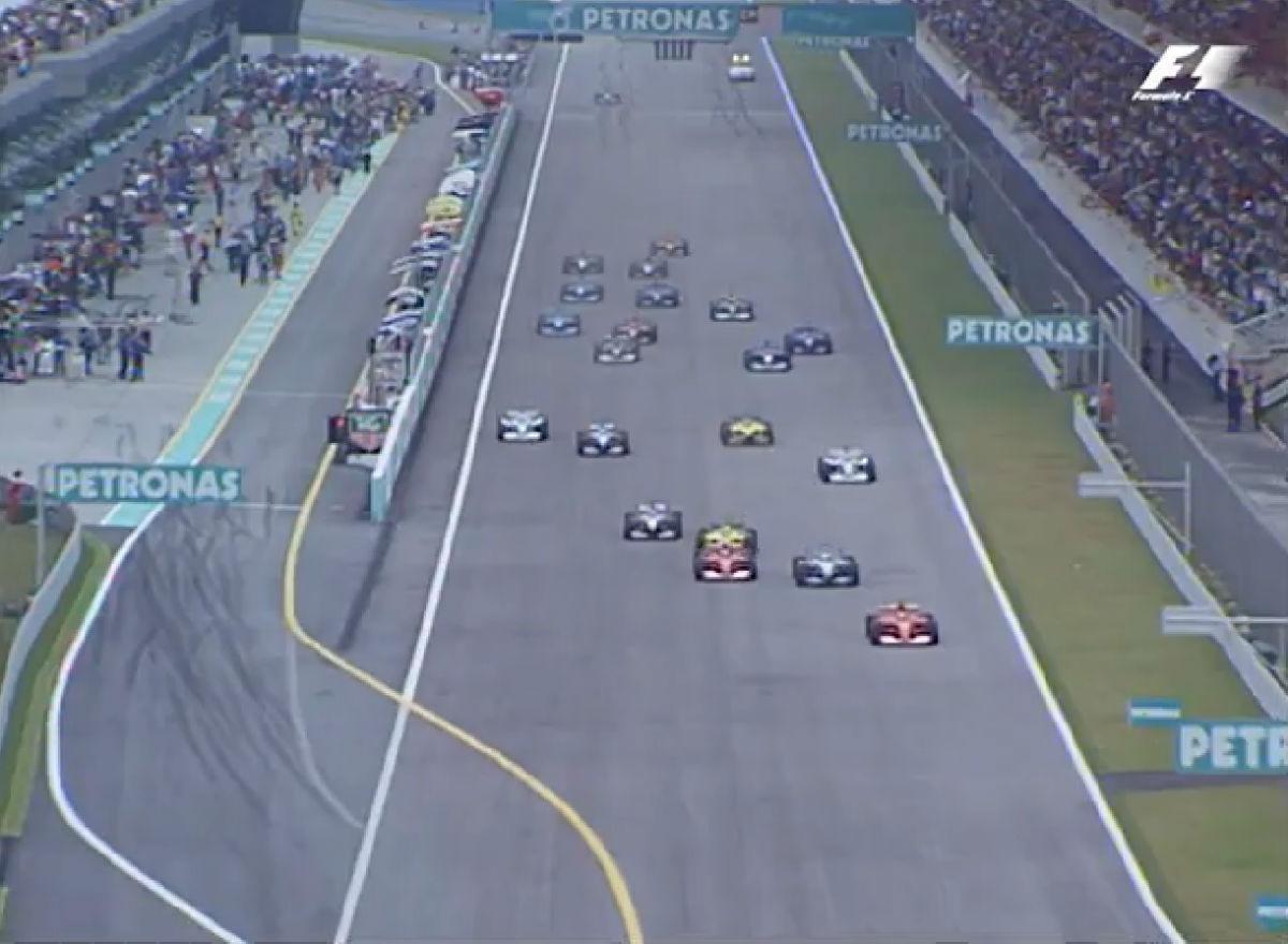 GP da Malásia 2001