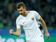 Qarabag-AS Roma ( Reuters )
