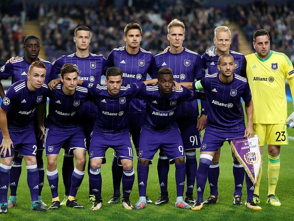 Anderlecht (Reuters)