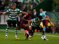 Sporting-Barcelona (Reuters)