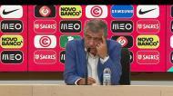«Para disputar final com a Suíça temos de vencer a meia-final»