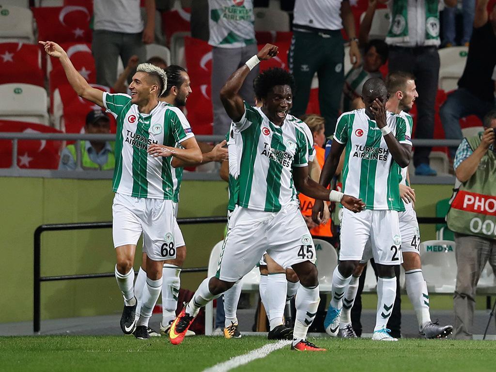 Konyaspor-Vitória Guimarães (Reuters)