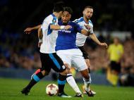 Everton-Apollon (Reuters)