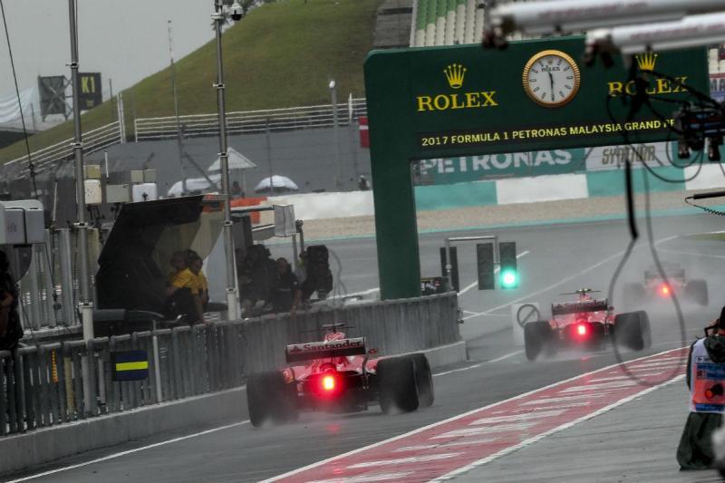 GP da Malásia (Ferrari)