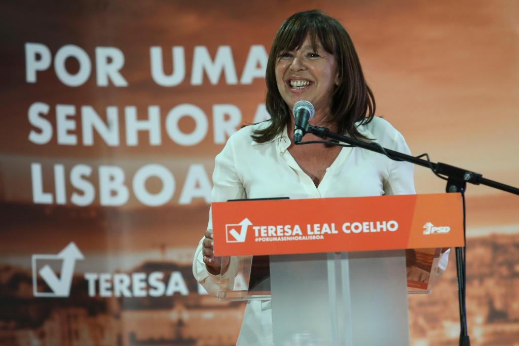 Teresa Leal Coelho - PSD