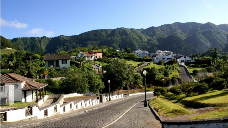 Vale das Furnas - Povoação - ilha de São Miguel (Açores)