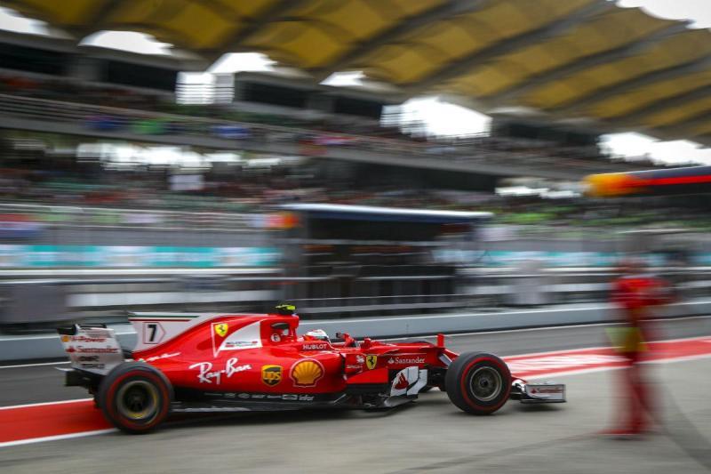 Kimi Raikkonen - GP da Malásia
