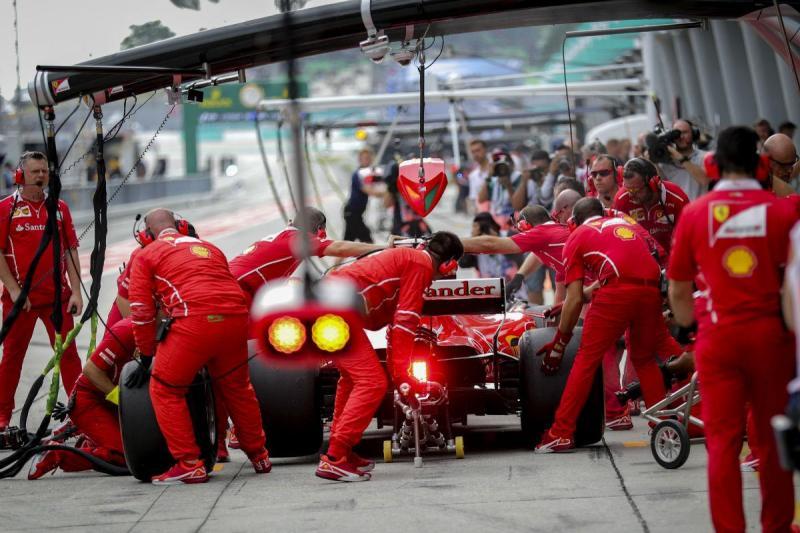 Sebastian Vettel - GP da Malásia