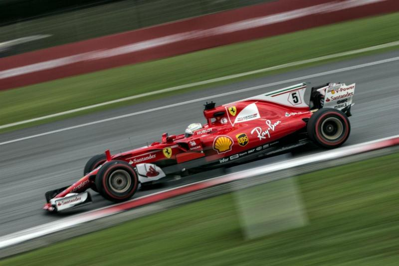 Sebastian Vettel - GP Malásia