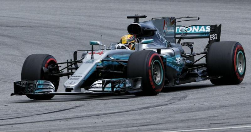 Lewis Hamilton - GP da Malásia