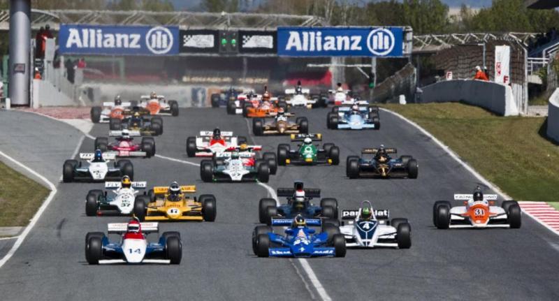 Históricos da F1