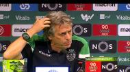 «Normalmente, quem joga com o Barça leva um cabaz»
