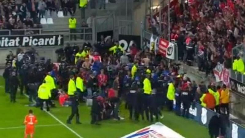 Amiens-Lille suspenso