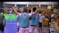 Futsal: Sporting vence Sp. Braga na 4.ª jornada