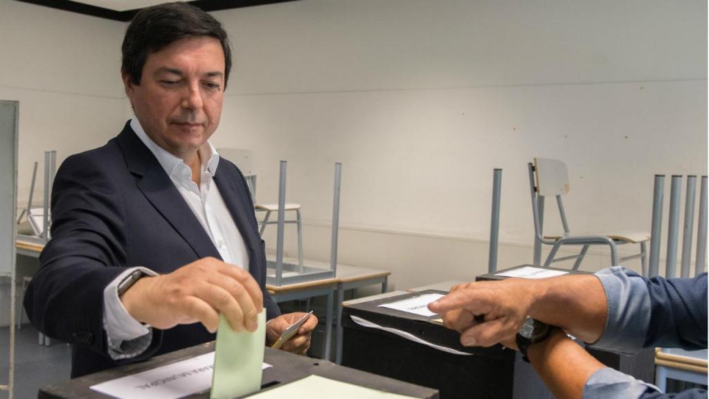 Álvaro Almeida - candidato PSD (Porto)