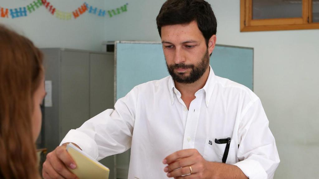 João Ferreira - candidato CDU em Lisboa