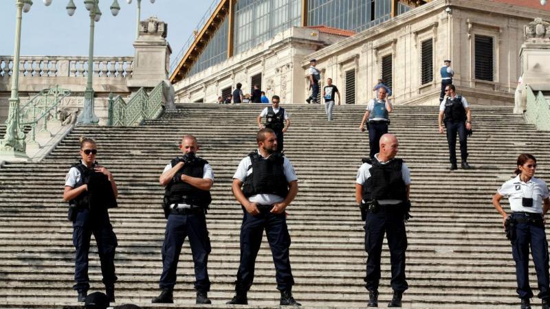 Gare de Marselha